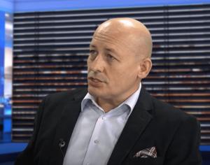 Jiří Vácha v pořadu Host dne